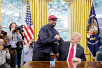 America, Kanye, and Median: When you look at the unemployment numbers, the poverty levels, the median income, you see communities being lifted up all across America. Kanye sees it! Dr. Darrell Scott sees it! Wake up America!