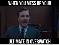 """Memes, Justice, and Rain: WHEN YOU MESS UP YOUR  ULTIMATE IN OVERWATCH """"Justice rains from ab-AAAAAUGHHHHHH!"""""""