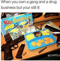 I gotta go with bringing back the old Rodrick: When you own a gang and a drug  business but your still 8  Star  All OHPILL I gotta go with bringing back the old Rodrick