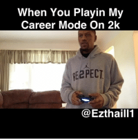 Memes, Game, and My Career: When You Playin My  Career Mode on 2k  RE2 PECT  Ezthaill1 Maaannn I Hate This Game!!! 🎮🏀😡😩😩😂😂😂 bezthaillest