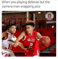 😂😂😂😂😂😂😂😂😂😀: When you playing defense but the  camera man snapping pics  STAGRA  NOCH 😂😂😂😂😂😂😂😂😂😀