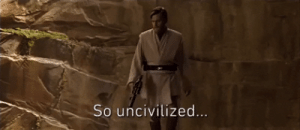 When you realize that every other Star Wars Meme Subreddit has way less subscribers then Prequel Memes: When you realize that every other Star Wars Meme Subreddit has way less subscribers then Prequel Memes