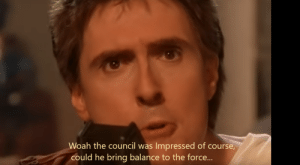 """When you realize that Weird Al's """"The Saga Begins"""" is an untapped source of prequel memes: When you realize that Weird Al's """"The Saga Begins"""" is an untapped source of prequel memes"""