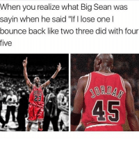 """Big Sean, Crazy, and Drake: When you realize what Big Sean was  sayin when he said """"If I lose one l  bounce back like two three did with four  five 😱👉Follow @IJFXL For More!👌😱 🔥Double-Tap and SWIPE for More!🔥 ❤️ Follow my backup @FunnyBadger ❤️ - Via: ? - ❤️Subscribe to my YouTube!(link in bio)❤️ 📥DM proof and I'll DM back(not clickbait)📥 😂Leave a Comment if you see this!😂 - - - ❌IGNORE MY SWAG TAGS😭 GTA GTAV GTA5 Gaming gamingmemes xbox playstation callofduty relatable blackops3 rainbowsix rainbowsixsiege mwr gamer hilarious comedy hoodhumor zerochill jokes dankmeme litasf squad crazy omg accurate epic trump drake"""