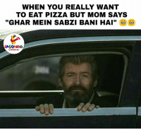 "Indianpeoplefacebook, Bani, and Eat: WHEN YOU REALLY WANT  TO EAT PIZZA BUT MOM SAYS  ""GHAR MEIN SABZI BANI HAI"""