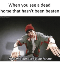 Beating A Dead Horse Gif 5