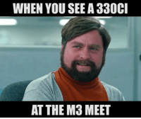 Nice try... Car Throttle Euro: WHEN YOU SEE A330CI  AT THE M3 MEET Nice try... Car Throttle Euro