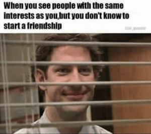 Tumblr, Blog, and Http: When you see people with the same  interests as you,but you don't know to  start a friendship awesomesthesia:  We all know the feel