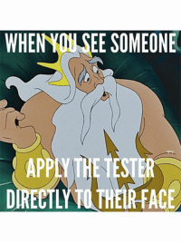 Memes, Best, and Face: WHEN YOU SEE SOMEONE  APPLY  DIRECTLY TO THEIR FACE Best Beauty Memes