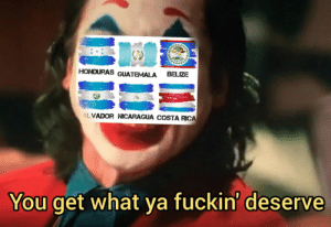 When you see that civil unrest has consumed the country responsible desecration Central America: When you see that civil unrest has consumed the country responsible desecration Central America