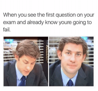 "<p>Another new format? BUY BUY BUY via /r/MemeEconomy <a href=""https://ift.tt/2HVbkIG"">https://ift.tt/2HVbkIG</a></p>: When you see the first question on your  exam and already know youre going to  fail <p>Another new format? BUY BUY BUY via /r/MemeEconomy <a href=""https://ift.tt/2HVbkIG"">https://ift.tt/2HVbkIG</a></p>"