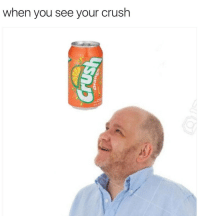 meirl: when you see your crush meirl