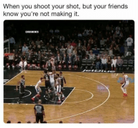 The disrespect. 😆 https://t.co/zctHbrKjSF: When you shoot your shot, but your friends  know you're not making it.  12 The disrespect. 😆 https://t.co/zctHbrKjSF
