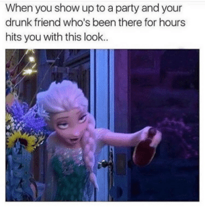 Damn it, Brandon, I just got here! via /r/memes https://ift.tt/2N6oCY2: When you show up to a party and your  drunk friend who's been there for hours  hits you with this look.. Damn it, Brandon, I just got here! via /r/memes https://ift.tt/2N6oCY2