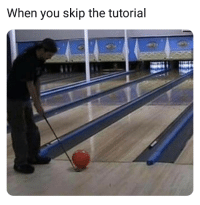 Memes, Tiger, and Down: When you skip the tutorial Knock em down, Tiger. via /r/memes https://ift.tt/2rr6iNl