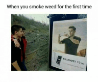 """Dank, Meme, and Weed: When you smoke weed for the first time  HUAWEI P9 lite  AW <p>Its magical via /r/dank_meme <a href=""""http://ift.tt/2FOV8sh"""">http://ift.tt/2FOV8sh</a></p>"""