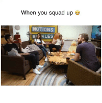 Tag your squad 💯👌🏾 👉🏾(via: @TrevorNoah, @AmandaCerny, @KingBach, @StoneMountain64, @battlefield battlefield EAambassador): When you squad up  NOTIONS  BIS KLES  SE Tag your squad 💯👌🏾 👉🏾(via: @TrevorNoah, @AmandaCerny, @KingBach, @StoneMountain64, @battlefield battlefield EAambassador)