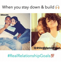 REALRELATIONSHIPGOALS❤ ____________________________________________ Being far from a SECRET.... Getting through HARD TIMES to celebrate the GOOD TIMES... Knowing neither one of us is PERFECT but believing We both are WORTH IT....That's the recipe to a successful relationship & future MARRIAGE💯❤ ThisAintForEverybodyThou PATIENTLYAWAITTHEONEFORYOU🙏🏽 ____________________________________________ STOPWHATYOUREDOINGRIGHTNOW For QUOTES-MESSAGES about LIFE & LOVE Follow the REALEST+FASTEST GROWING IG PAGE ever @SILENTLYSPOKENPROJECT ‼️‼️‼️ ____________________________________________ (LIKE➕COMMENT➕TAG OTHERS➕SHARE➕FOLLOW⬇️) FollowTheONLYSilentlySpokenProject ➕FOLLOWIG:@SilentlySpokenProject ➕FOLLOWIG:@SilentlySpokenProject ➕FOLLOWIG:@SilentlySpokenProject ____________________________________________ ITSAMANSJOBTOFINDHISQUEEN💯 REMAINSINGLEUNTILUKNOITSREAL HAPPILYAFTERONEDAY OLDSCHOOLLOVE FAIRYTALESDOEXIST LASTOFADYINGBREED YOUDESERVEBETTER EXCUSESNOTSOLDHERESORRY EXCUSESNOTSOLDORACCEPTED ITTAKESCOURAGETOLOVE ITTAKESCOURAGETOLOVEAGAIN SWYD AMANWHOACTUALLYGETSIT FAITHFILLEDROMANTIC FORHER SILENTLYSPOKENFROMTHEHEART SILENTLYSPOKENPROJECT SSP THEONLYSSP LOVEQUOTES FOLLOWIGSilentlySpokenProject MRISAYWHATOTHERSWONT ITELLTHETRUTHNOTYOURTRUTH: When you stay down & build-  @Bink304  IG:@SilentlySpokenPrject.  00  REALRELATIONSHIPGOALS❤ ____________________________________________ Being far from a SECRET.... Getting through HARD TIMES to celebrate the GOOD TIMES... Knowing neither one of us is PERFECT but believing We both are WORTH IT....That's the recipe to a successful relationship & future MARRIAGE💯❤ ThisAintForEverybodyThou PATIENTLYAWAITTHEONEFORYOU🙏🏽 ____________________________________________ STOPWHATYOUREDOINGRIGHTNOW For QUOTES-MESSAGES about LIFE & LOVE Follow the REALEST+FASTEST GROWING IG PAGE ever @SILENTLYSPOKENPROJECT ‼️‼️‼️ ____________________________________________ (LIKE➕COMMENT➕TAG OTHERS➕SHARE➕FOLLOW⬇️) FollowTheONLYSilentlySpokenProject ➕FOLLOWIG:@SilentlySpok
