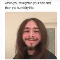 Funny, Lol, and Hair: when you straighten your hair and  then the humidity hits Lol