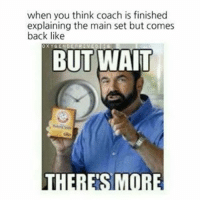 True, Pictures, and Back: when you think coach is finished  explaining the main set but comes  back like  BUT WAIT Ugh, this one is a little TOO true: | 26 Pictures That Are A Little Too Real For Swimmers