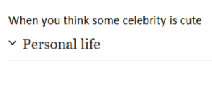 Cute, Life, and Irl: When you think some celebrity is cute  Personal life gay_irl