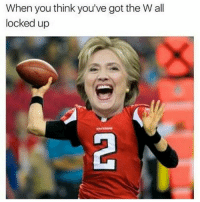 Memes, Austrian, and 🤖: When you think you've got the Wall  locked up Falcons fans, don't unfollow me, it's a meme. 🔴🔵Info🔵🔴 ------- ------- 🍕 Meet the owner 🍕 Kik: Roman.connor 🍎 I'm a Lockean Classical Liberal 🍎 🐻 Mississippian 🐻 💰 Manchester and Austrian Econ 💰 I'm French, German, and Norweigan ------------------ 💡Young Intellectuals💡 🐍 @libertarian_dudes 🐍 🔫 @limit.the.state 🔫 🐷 @henryclay_the_capitalist_pig 🐷 🇻🇦 @billy.50 🇻🇦 🐗 @arkansas_liberty 🐗 👤 @libertarianobjectivist 👤 🍊 @libertarianflorida_v2 🍊