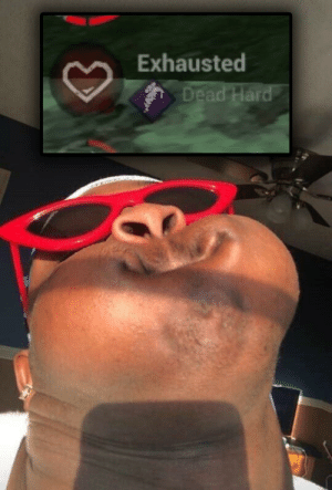 When you time your Dead Hard perfectly but dedicated servers exist: When you time your Dead Hard perfectly but dedicated servers exist