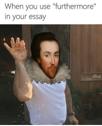 "Bae, Classical Art, and Salt: When you use ""furthermore""  in your essay I'm missing the salt bae"