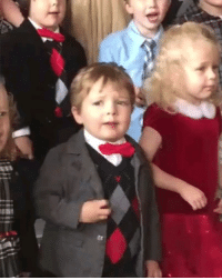 9gag, Christmas, and Memes: When you want people to know how much effort you've made 🎶 Follow @9gag - - 📷macker1313   TW - - 9gag christmas choir