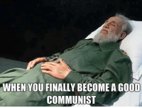 Communist, USABall, and Reagan: WHEN YOUFINALLY BECOME A GOOD  COMMUNIST made in Awesome Sh*t My Drill Sergeant Said ~Reagan