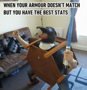 Best, Match, and Set: WHEN YOUR ARMOUR DOESN'T MATCH  BUT YOU HAVE THE BEST STATS Endgame Gear Set..