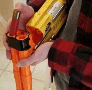 When your attachment need higher level weapons requirements but you still use it any way: When your attachment need higher level weapons requirements but you still use it any way