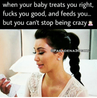It's embedded in their dna, I swear. 😒😒😒 whatmorecanido bitch LMMFAO relationships females crazy unstablecreatures: when your baby treats you right,  fucks you good, and feeds you  but you can't stop being crazy  CAPASSADENA3OGIRL. It's embedded in their dna, I swear. 😒😒😒 whatmorecanido bitch LMMFAO relationships females crazy unstablecreatures