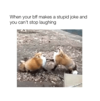 When @_theblessedone and I hang out 😂 Follow him @_theblessedone: When your bff makes a stupid joke and  you can't stop laughing  @basicbitc When @_theblessedone and I hang out 😂 Follow him @_theblessedone