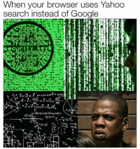 "Memes, Yahoo, and 🤖: When your browser uses Yahoo  search instead of Google  IN  3a528754  Δxbc8f 1c380x  0x7f6ba2e50xa  security key  d0x96d838060] 。  0x9ff b6e990  67 c6325-IQs  495698ea  メ17 veWK.r""wrsinòewo  フ_ag_c?+wxat  nd-dhe_x +3cMaoR>恥90%  心ir, )  V  You sin  (L  있G