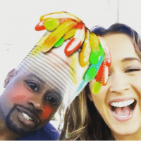 When your co-star is having a little tooo much fun with filters. 🤔 See U on Rosewood, tonight! TGIF: When your co-star is having a little tooo much fun with filters. 🤔 See U on Rosewood, tonight! TGIF