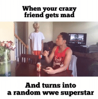 ThrowItBack 😂😂😭 Tag 2 Friends !! 🏅MOST won't get what's happening !! 💀 w- @ethanbastian - Follow @keycomedy if viewing ! 🤣 - KurtAngle wwe wrestling ThatBoyOliver lmao lol funny funnyvideo vine vines viral keycomedy: When your crazy  friend gets mad  And turns into  a random wwe superstar ThrowItBack 😂😂😭 Tag 2 Friends !! 🏅MOST won't get what's happening !! 💀 w- @ethanbastian - Follow @keycomedy if viewing ! 🤣 - KurtAngle wwe wrestling ThatBoyOliver lmao lol funny funnyvideo vine vines viral keycomedy