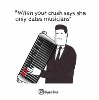 I hate dating musicians