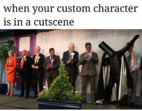 "Memes, Buckethead, and Character: when your custom character  is in a cutscene  Maidenhend  ac  Twit <p>Lord buckethead for pm via /r/memes <a href=""https://ift.tt/2O8J8pe"">https://ift.tt/2O8J8pe</a></p>"