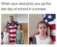 """<p>Scared for life via /r/memes <a href=""""http://ift.tt/2hegbeT"""">http://ift.tt/2hegbeT</a></p>: When your dad picks you up the  last day of school in a romper <p>Scared for life via /r/memes <a href=""""http://ift.tt/2hegbeT"""">http://ift.tt/2hegbeT</a></p>"""