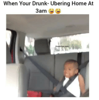 Me every weekend lmao😂😂 By: Domie and ej HoodClips: When Your Drunk- Ubering Home At  3am  Hoodclips.com Me every weekend lmao😂😂 By: Domie and ej HoodClips