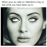 Ew, gross. Bye 👋🏻💖💖💖💖💖💖💖💖💖💖 meme adele hello goodbye vday memes betches fabsquad love happyvalentinesday exesbelike bye girls bff women men friday laugh relatable: When your ex calls on Valentine's Day to  see what you have been up to  @Hilarious Humanitarian Ew, gross. Bye 👋🏻💖💖💖💖💖💖💖💖💖💖 meme adele hello goodbye vday memes betches fabsquad love happyvalentinesday exesbelike bye girls bff women men friday laugh relatable