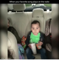Memes, Radio, and Twitter: When your favorite song plays on the radio  [ twitter Echaleeeeee! 😩😄 MexicansProblemas Cred _robertosalas (twitter)