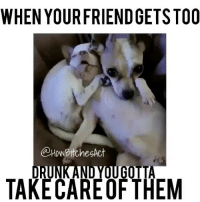 Weekend MOOD 😫😫😫 tag your drunk friend who gets wasted on the weekend 🤦🏽‍♀️😭 repost tag a friend: WHEN YOUR FRIEND GETSTOO  @HowpitchesAct  COTA  ORIIN  TAKE CARE OF THEM Weekend MOOD 😫😫😫 tag your drunk friend who gets wasted on the weekend 🤦🏽‍♀️😭 repost tag a friend