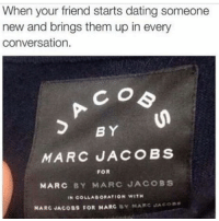 9035ffcbebd5b ... COLLABORATION WITH MARC JACOBS FOR MARC BY MARC JACO 🙂🙂🙂🙂 · Dating