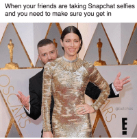 No one uses the flower crown lens without including me. eredcarpet oscars @enews: When your friends are taking Snapchat selfies  and you need to make sure you get in  Gabetches No one uses the flower crown lens without including me. eredcarpet oscars @enews