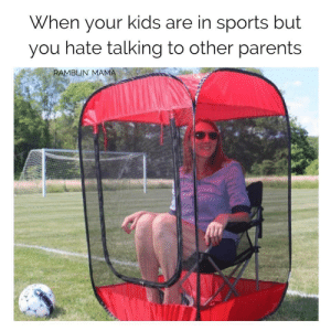 Introvert, Parents, and Sports: When your kids are in sports but  you hate talking to other parents  RAMBLIN MAMA introvertproblems:  JOIN THE INTROVERT NATION MOVEMENT