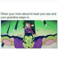 "My Grandmother is the REALEST OG I ever came across in my life. I was in the crib playing some Mw2 trying to get this nuke when my mom walks in front of the TV and starts yapping about me being lazy. When it comes to getting a nuke it takes the same concentration as trying to pull out. This was the ultimate disrespect. I couldn't let her slide. she was destined for a Chidori.. But I had to save my chakra for some XVIDEOS Later on. She wanted me to clean the basement before she came back from choir rehearsal. I remeber how crazy my mom was so I decided to start cleaning. I just finished vacuuming when my grandma comes downstairs eating corn chips. She sees my playing Cod and says "" turn that violence off and read the bible"". My grandma was a prayer warrior but I had to pray for these niggas cause i was about to nuke the shit out of Scrap Yard. At that moment my grandma drops some corn chips & gets the broom. I get my Chopper Gunner and I go to hide when I feel a inhuman presence behind me. I turn around to the sight of my mom levitating on some super saying shit. She had her special belt with the spikes ready to whip the shit outta me. I try to dip and trip on the extension cord and fell. My life flashed before my eyes when in that moment my grandmother teleported in front of me and took a super lash to her chest. I was shocked but the look on my mom face said she fucked up. Grandma turned into granddad from the boondocks and tore my mom ass up. I'm sitting back enjoying this ass whooping. I was about to go get pop corn when I stepped on my controller and released a Semtex and died. I screamed ""fuck"" not realizing both of them where standing right there. Man they both came to they senses and started shredding my ass. Shit they were even taking turns and were in synch like the Siamese twins. That day I got Mississippi ass whooping. I couldn't sit for weeks. I don't play mw2 no more.: When your mom about to beat your ass and  your grandma steps in My Grandmother is the REALEST OG I ever came across in my life. I was in the crib playing some Mw2 trying to get this nuke when my mom walks in front of the TV and starts yapping about me being lazy. When it comes to getting a nuke it takes the same concentration as trying to pull out. This was the ultimate disrespect. I couldn't let her slide. she was destined for a Chidori.. But I had to save my chakra for some XVIDEOS Later on. She wanted me to clean the basement before she came back from choir rehearsal. I remeber how crazy my mom was so I decided to start cleaning. I just finished vacuuming when my grandma comes downstairs eating corn chips. She sees my playing Cod and says "" turn that violence off and read the bible"". My grandma was a prayer warrior but I had to pray for these niggas cause i was about to nuke the shit out of Scrap Yard. At that moment my grandma drops some corn chips & gets the broom. I get my Chopper Gunner and I go to hide when I feel a inhuman presence behind me. I turn around to the sight of my mom levitating on some super saying shit. She had her special belt with the spikes ready to whip the shit outta me. I try to dip and trip on the extension cord and fell. My life flashed before my eyes when in that moment my grandmother teleported in front of me and took a super lash to her chest. I was shocked but the look on my mom face said she fucked up. Grandma turned into granddad from the boondocks and tore my mom ass up. I'm sitting back enjoying this ass whooping. I was about to go get pop corn when I stepped on my controller and released a Semtex and died. I screamed ""fuck"" not realizing both of them where standing right there. Man they both came to they senses and started shredding my ass. Shit they were even taking turns and were in synch like the Siamese twins. That day I got Mississippi ass whooping. I couldn't sit for weeks. I don't play mw2 no more."