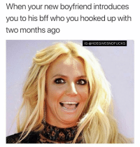 Whyyyy does this happen so often?!: When your new boyfriend introduces  you to his bff who you hooked up with  two months ago  IG @HOEGIVESNOFUCKS Whyyyy does this happen so often?!