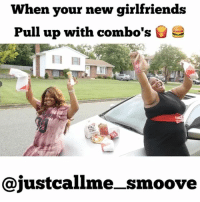 Girls, Memes, and Baltimore: When your new girlfriend:s  Pull up with combo's  @justcallme_smoove You have to have the big girls with combos @amgmontage 😂😂🎥🎬. ➖➖➖➖➖➖➖➖➖➖➖➖➖➖➖➖ song by 🎼@amgmontage ➖ what's the combo 🎤🎼. .➖➖➖➖➖➖➖➖➖➖➖➖➖➖➖ tagafriend repostandtagme amg justcallme_smoove thesystem whatsthecombo 🌎 baltimore . .➖➖➖➖➖➖➖➖➖➖➖➖➖➖➖➖ ft @aamfdomi @sierra_w0rld rld @shetoofunny 🌹❤️. . Cc 🎥 @taz_canonboyzfilms